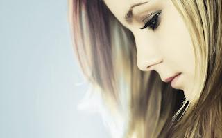 Beautiful Portrait Blonde HD Wallpaper