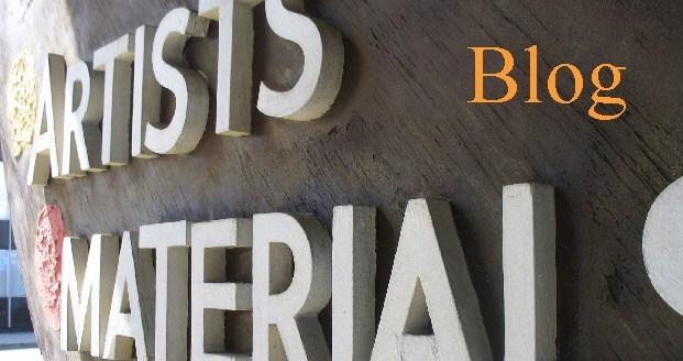Carter Sexton Artist's Materials Blog