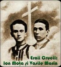 Ion Moţa şi Vasile Marin