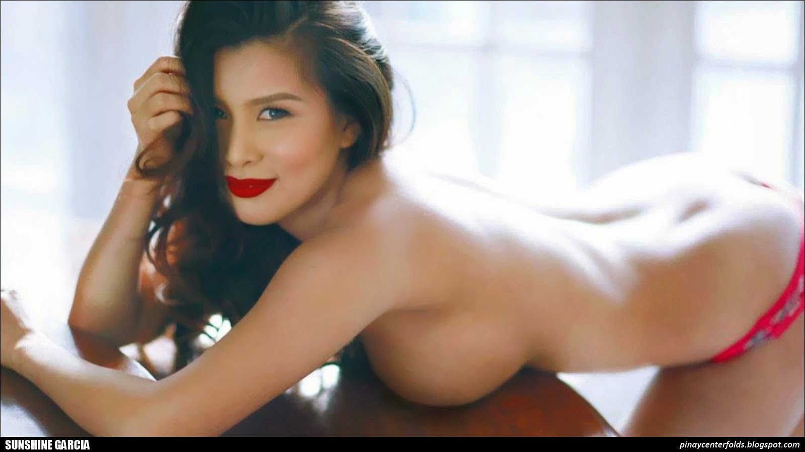 Sunshine Garcia In FHM 2