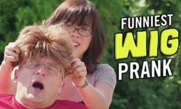 Funny Video – Classic WIG Prank – Throwback Thursday