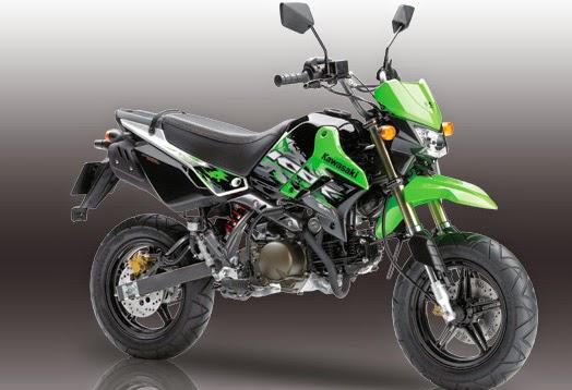 Kawasaki KSR 110