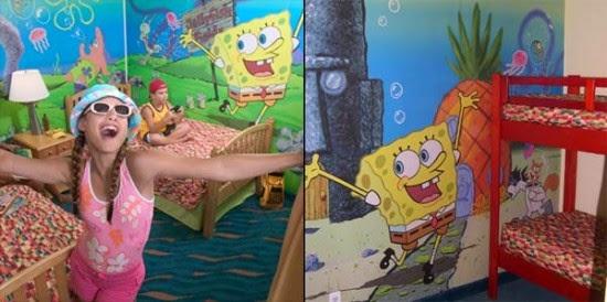 Spongebob Squarepants Bedroom Decor