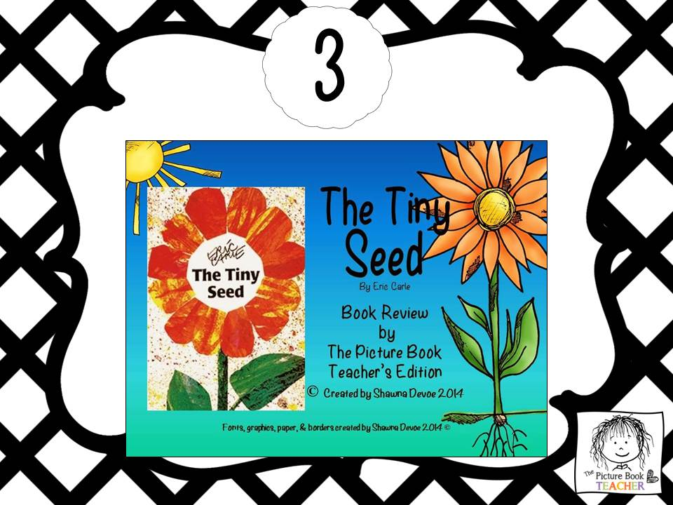The Tiny Seed Teaching Tips