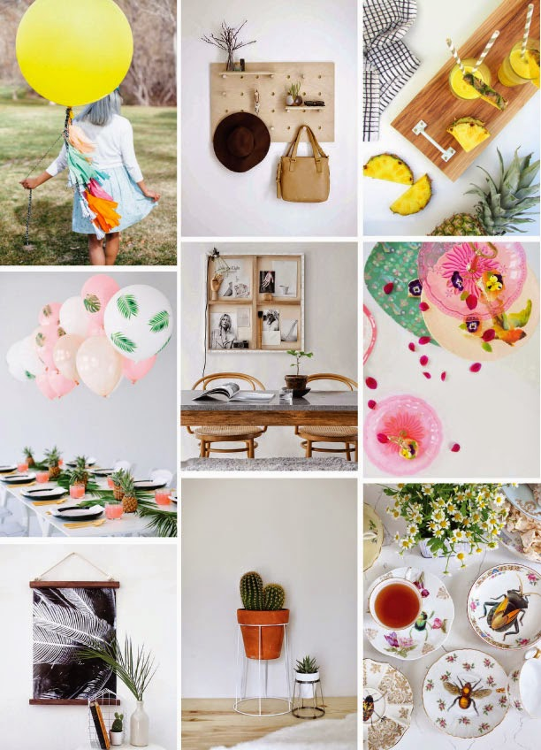 Weekend Projects | 20 Gorgeous DIYs to Try