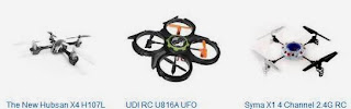 Helicopter Camera Gadgets, (QuadCopters)