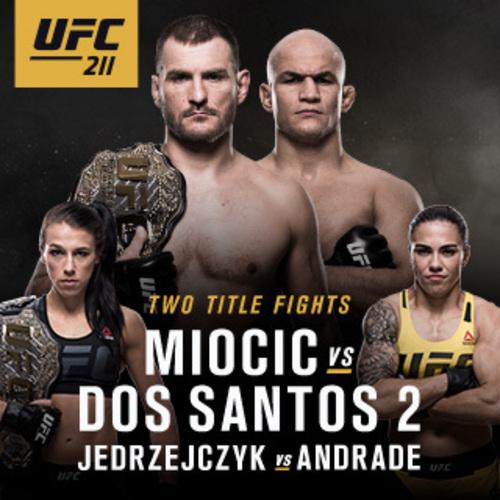 Watch UFC 211 Online Free Putlocker