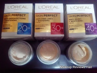 Loreal Paris Skin Whitening Creams
