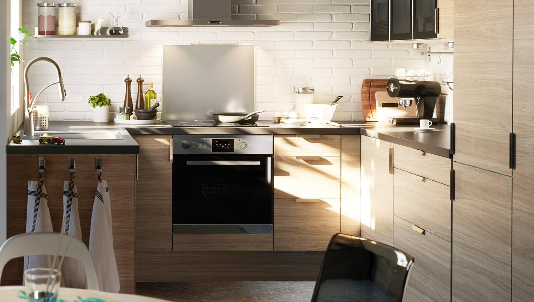 cozinha multifuncional