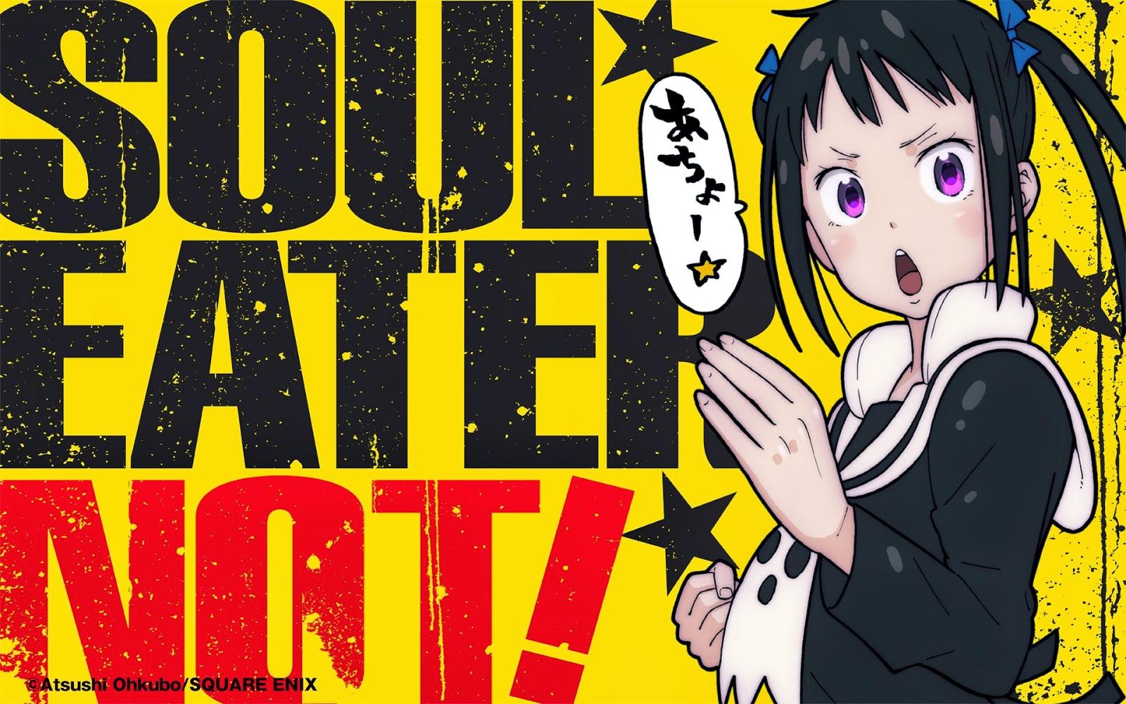 """Segundo vídeo promocional del Anime """"Soul Eater Not ... - photo#50"""
