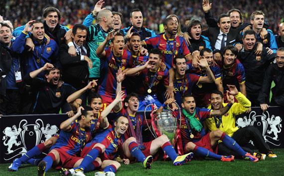 איזה קבוצה ניצחה בליגת האלופות 2011 ?