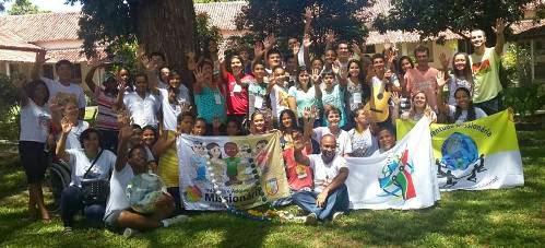 Infância, Adolescência e Juventude Missionária de São Mateus (ES) realizam encontro