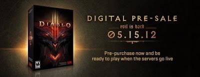 Blizzard Confirma 'Diablo 3' de lançamento é 15 de maio