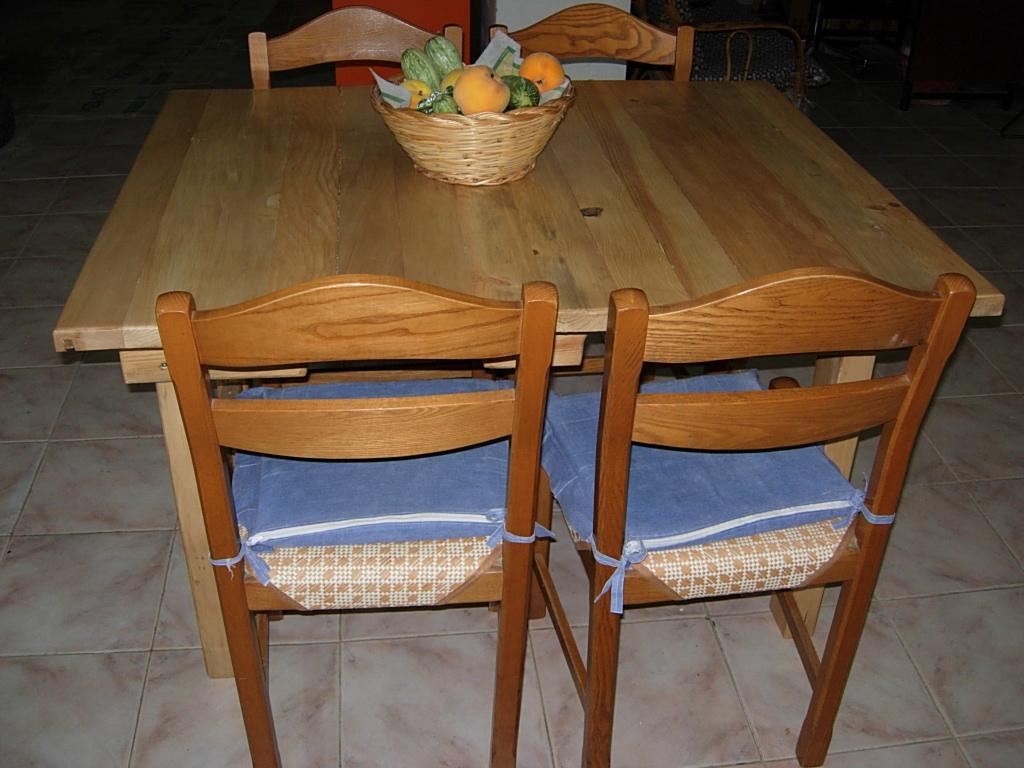 Mamma sciaury il riciclo delle pedane guardate cosa si - Tavolo con pedane ...