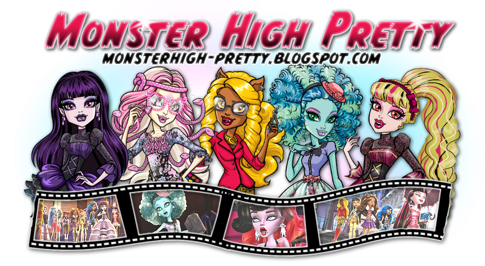 Monster High-Prety
