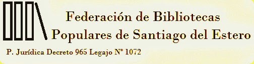 Federación de Bibliotecas Populares de Santiago del Estero