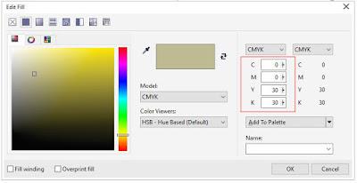 cara mencampur warna sablon,melihat perpaduan warna cat sablon,mencampur tinta sablon