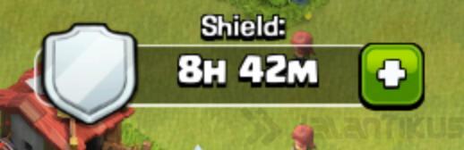 Shield Panjang Jangan Nyerang Dulu