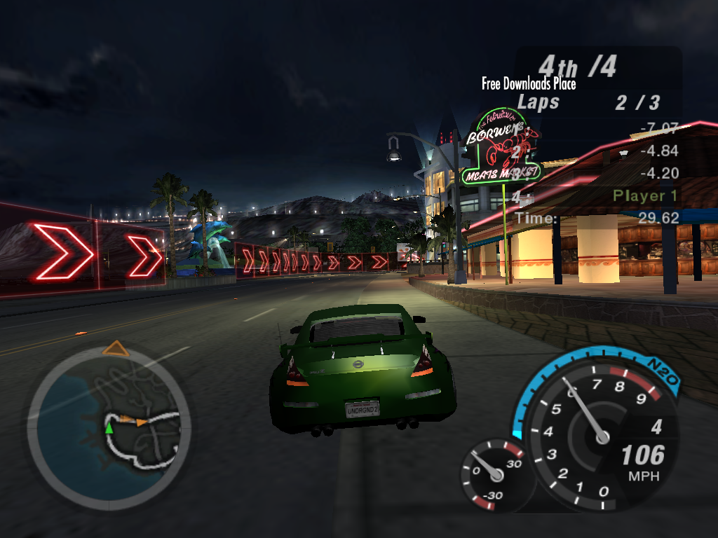 Need For Speed Underground 2 Games Download