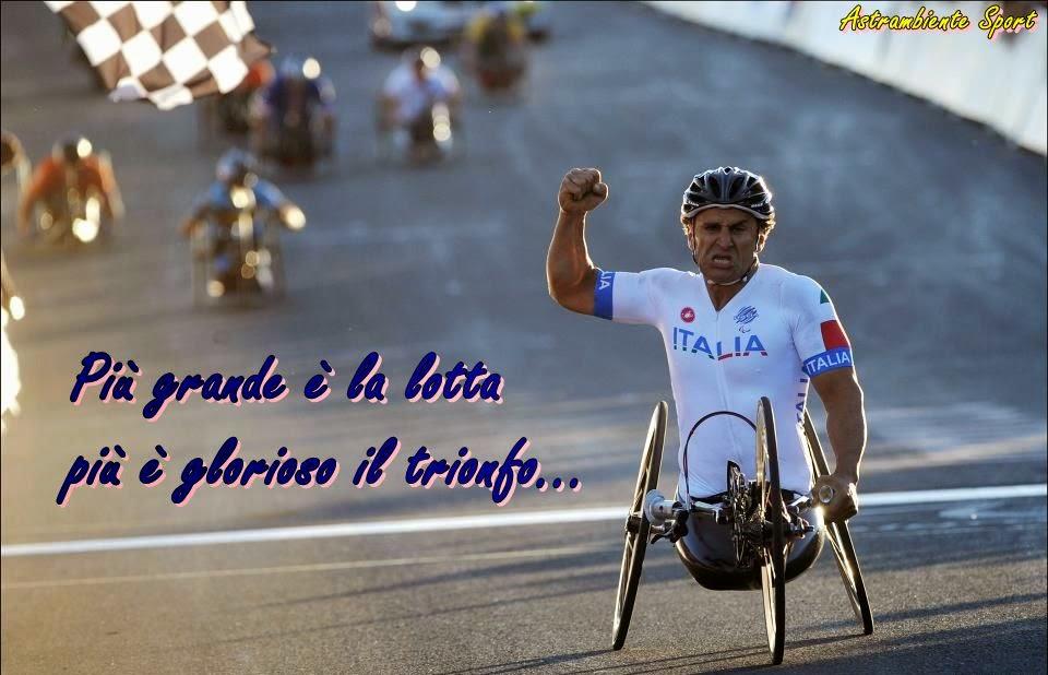 Bien-aimé Astrambiente Sport: L'handicap sta solo nella tua testa e non nel  CU25