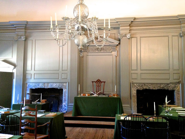 Independence Hall, Declaration Of Independence, Philadelphia