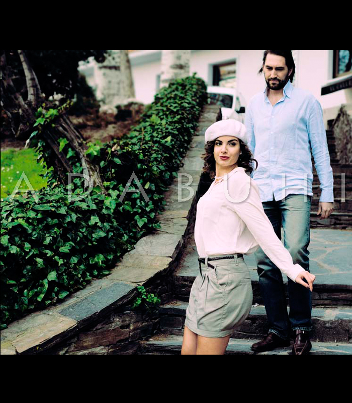 Models: Jorge Salamanca & Lidya García