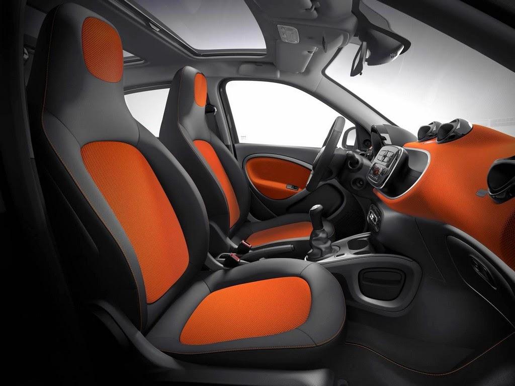 neuer smart forfour und fortwo zum marktstart als edition 1 erh ltlich myauto24 das autoblog. Black Bedroom Furniture Sets. Home Design Ideas