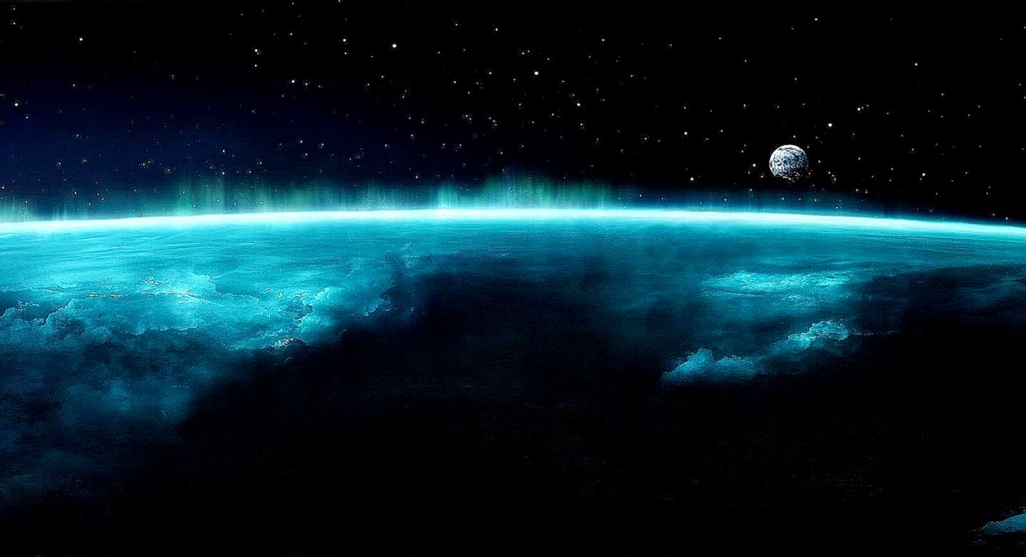 Good   Wallpaper Horse Dual Monitor - dual-monitor-space-planets-stars-earth-hd-wallpaper-14875  Perfect Image Reference_592940.jpg