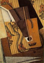 Guitar and Cubism