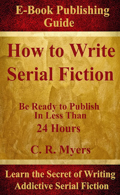 How to Write Serial Fiction and Publish in Less Than 24 Hours