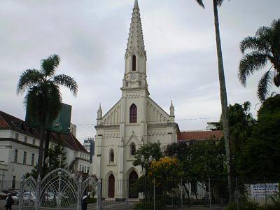 Santa Casa, Curitiba, igreja