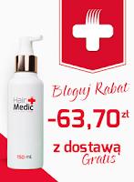 Tonik Hair Medic - zapobiegający wypadaniu włosów