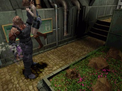 [Análise] Resident Evil 3 (PSOne) RE+3+Gameplay+2