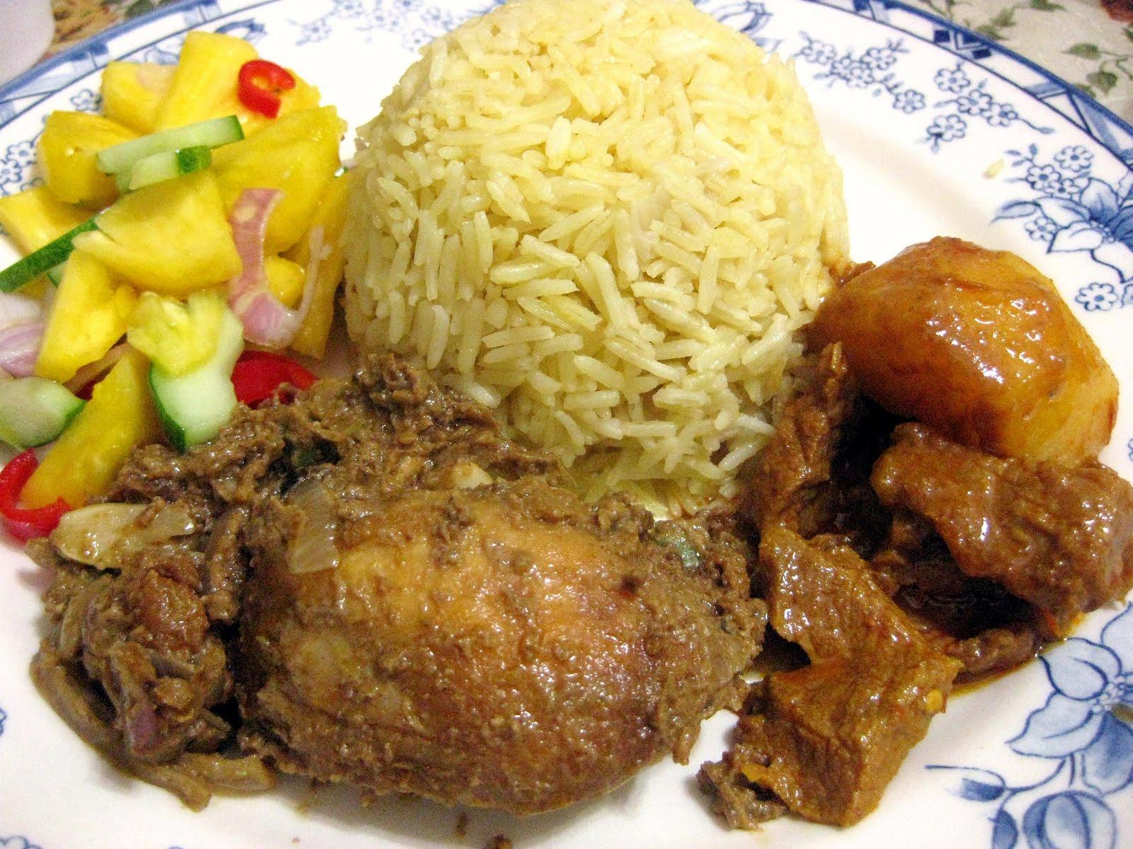 Resepi Gulai Ayam Nasi Dagang Terengganu