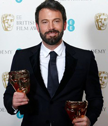 Ben Affleck no BAFTA