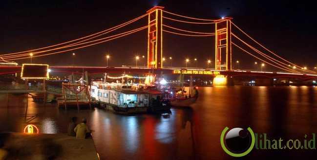 Jembatan Ampera - Palembang