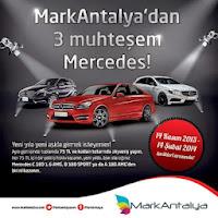Mark-Antalya-AVM-Çekiliş-Kampanyası-Mark-Antalya-AVM-Mercedes-Çekilişi
