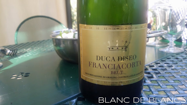 Duca Diseo Franciacorta - www.blancdeblancs.fi
