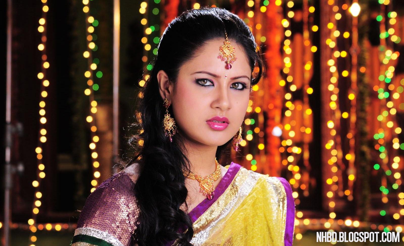 Cute Pooja Bose Kolkata Bangla Movie Actress New Sey Image