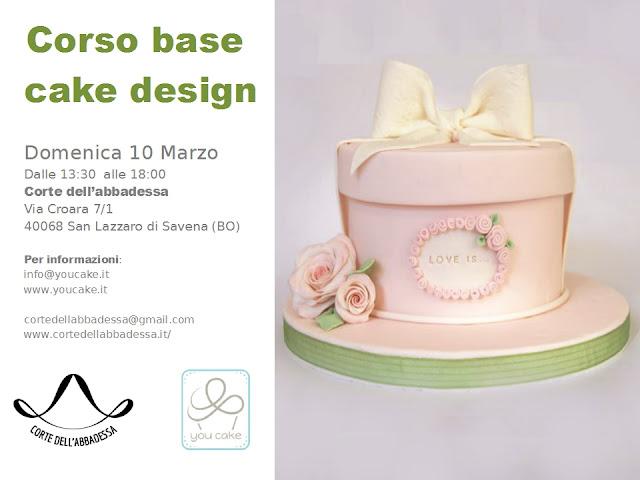 Lo Zuccherino Magico: Corso di cake design - livello base