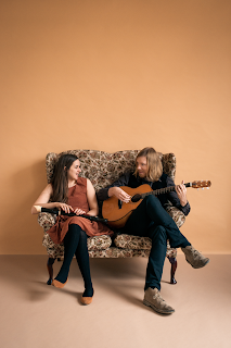 Josienne Clarke and Ben Walker's new album Fire and Fortune is out today