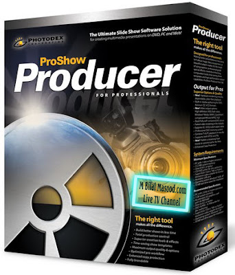 Photodex ProShow Producer 7.0.3518 with Crackwwwbilallivetv.blogspot.com