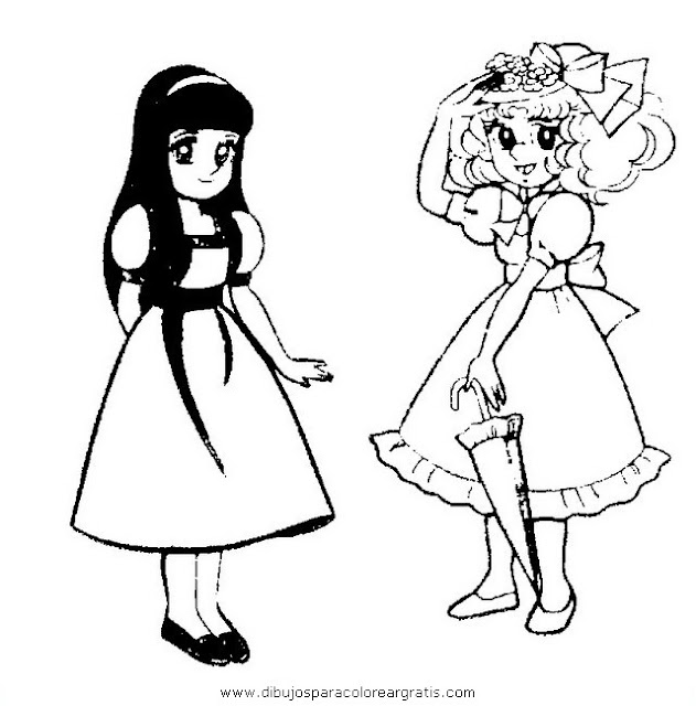 Annie Para Colorear | www.imagenesmy.com