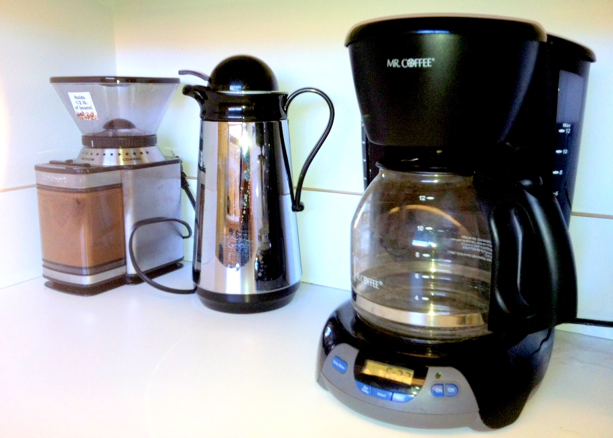 Old School Spanish Coffee Maker : Think Big Partners: bizperc Proves Entrepreneurs Cannot Live Without Coffee