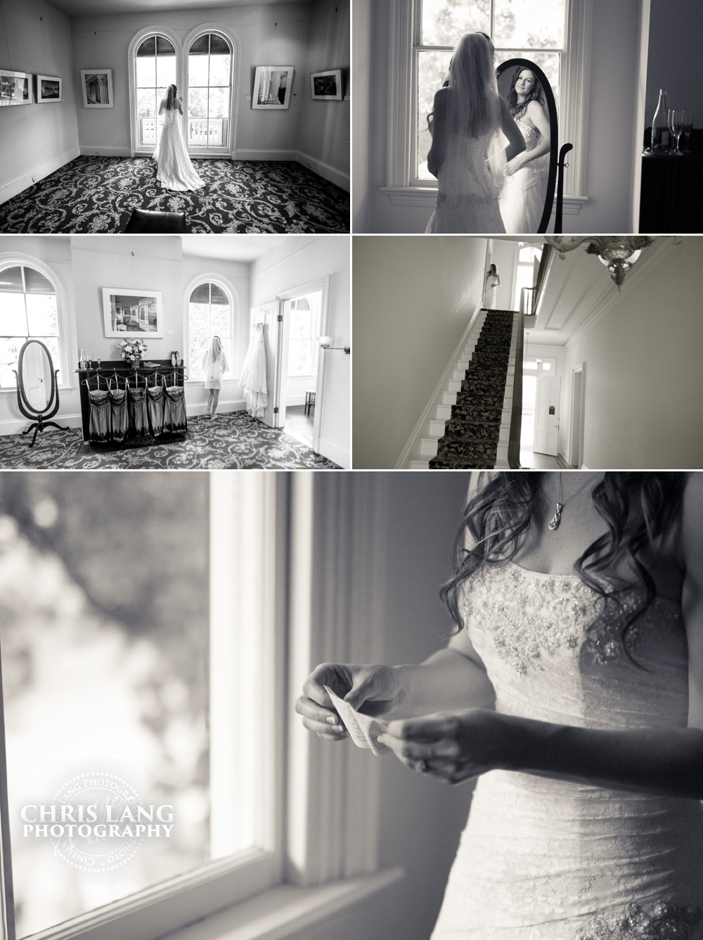 Wedding Picture from Bellamy Mansion - Wilmington NC Wedding Photography