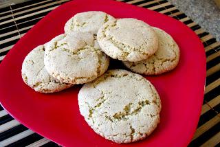 Gluten-free Chai Snickerdoodles