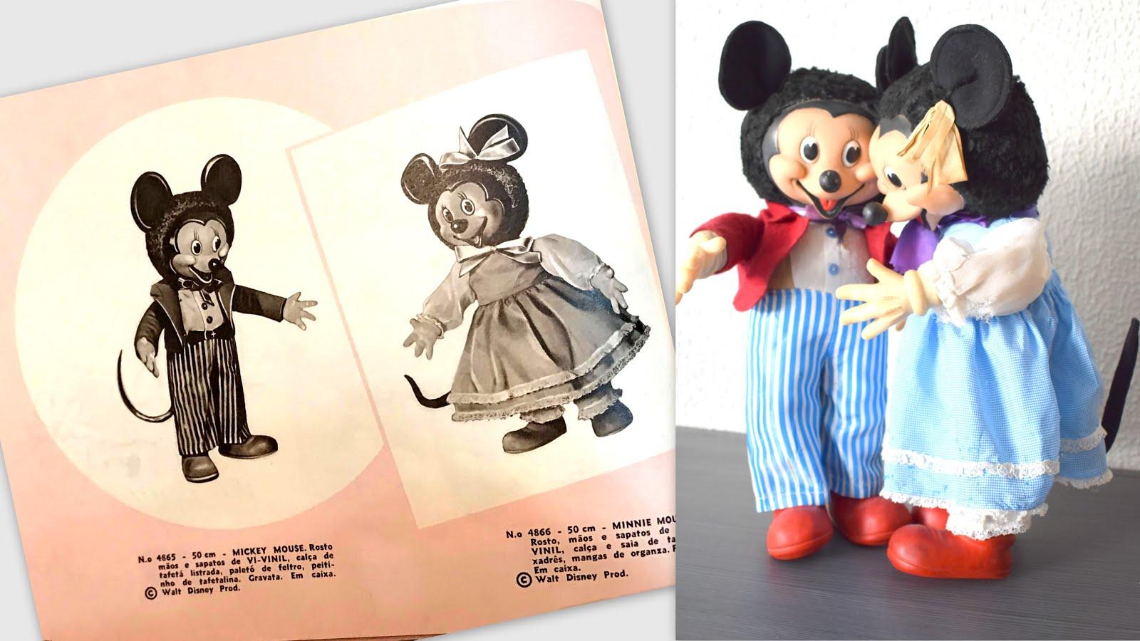 Mickey anos 50