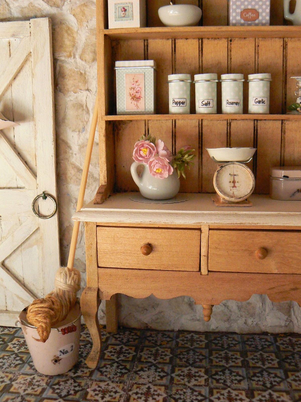 Minieden mueble para la cocina aires de la provenza - Mueble para la cocina ...