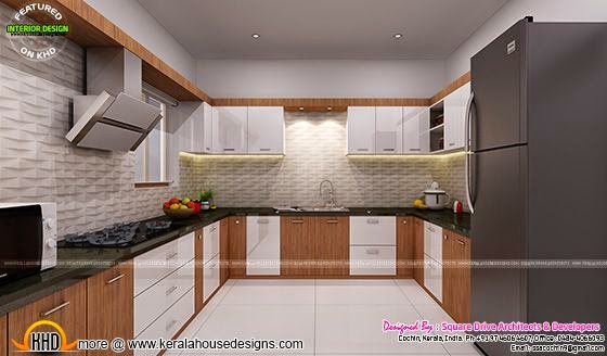 Kitchen interior decor