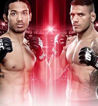 UFC Fight Night 49 Henderson vs. Dos Anjos Fight Card
